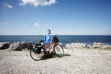 Nu  cyklar vi in våren!