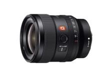Sony extinde gama de obiective full-frame cu noul obiectiv fix F1.4 24 mm G Master™