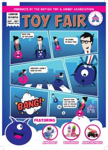 Toy Fair Comic 2018