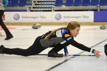 Curling: Klart för slutspel i Stockholm Ladies Curling Cup