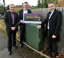 New £887,000 deal will bring faster broadband to thousands more homes and businesses in Hereford