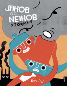 Ny bok om Jakob og Neikob