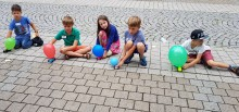 Energie sparen und Klima schützen im Ferienprogramm