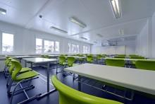 Schulen in der Corona-Krise: Container sichern Unterricht