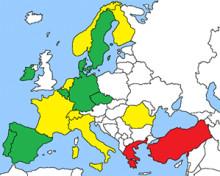 Svenska teknikkonsultbranschen i Europatoppen