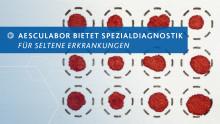 Neues Kompetenzlabor für seltene Erkrankungen: aescuLabor Hamburg bietet künftig breites Spektrum der Spezialdiagnostik