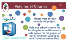 Please Vote for St Charles' Primary