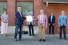 Förderverein Sabbenhausen ist Klima.Sieger 2020!  Westfalen Weser fördert Klimaschutz mit 25.000 Euro