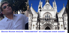 "​English High Court rules former Leeds United MD David Haigh rebranded as #FreeLatifa ""human rights lawyer"" a ""fraudster"""