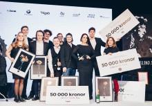 Storslam för Thoren Innovation School vid Brewhouse Award