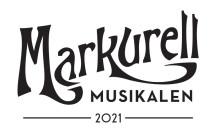 Markurell Musikalen: Presskonferens 2 december kl 15 i Wirénsalen, Örebro Konserthus.