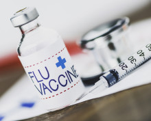 Door-step deliveries of flu vaccinations to combat 2018 dangerous flu virus