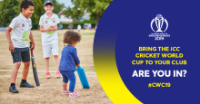 Grassroots clubs to fling open their doors during the ICC Men's Cricket World Cup