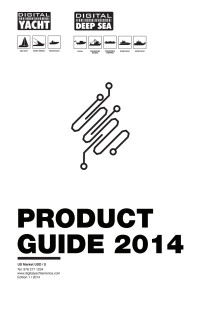 Digital Yacht 2014 US Price & Product Guide