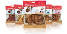 Dogman lanserar ny serie naturtugg för hund