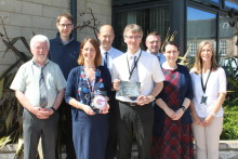 Council project takes top spot at Paperless Awards