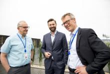 Får ros fra moderniseringsministeren: Jernbanedirektoratet er Norges første etat i nettskyen
