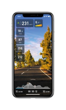 Mehr Möglichkeiten mit der neuen Tacx Training App