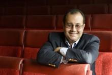 Walid Taha får pedagogiska priset