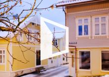 Nedgang i boligprisene i Bergen