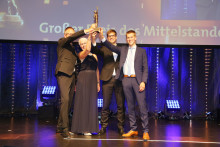 VisiConsult holt den Großen Preis des Mittelstandes nach Schleswig-Holstein