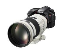 Reflex Translucent α77 et α65 de Sony : 24,3 millions de pixels et le mode rafale avec autofocus continu le plus rapide au monde* jusqu'à 12 images par seconde