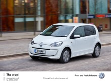 Volkswagen gives the e-up! a voice... beatboxing in Stockholm!