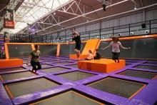 JUMP House Leipzig: Sport und Spaß in Deutschlands größtem Trampolinpark