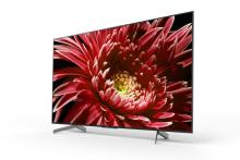 Sony rozšiřuje produktovou řadu MASTER Series o super velké 8K HDR Full Array LED a 4K HDR OLED televizory