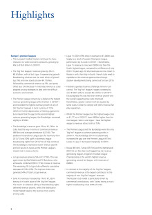 Highlights - Deloitte Annual Review of Football Finance 2012