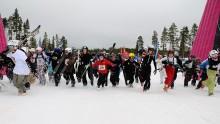 Snörik och aktivitetsfylld påsk på SkiStars skidorter