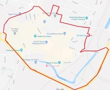 Dispersal zone put in place in St Helens town centre