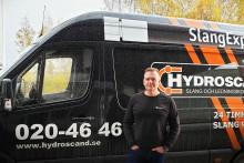 Hydroscand öppnar butik i Oskarshamn