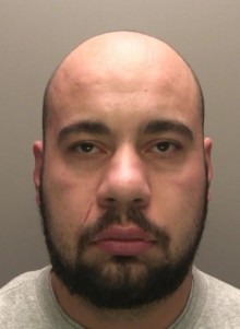 Man jailed for raping woman in Ilford