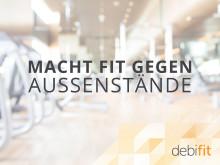Forderungsmanagement für die Fitnessbranche: First Debit startet Inkasso-Plattform debifit