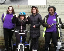 Wheels 4 All = opportunities for all!