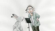 Utsålt när Minervaskolan sjunger Alfabetssånger på NorrlandsOperan