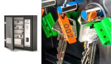 Ökad säkerhet och bättre kontroll med Traka nyckeladministration