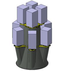 RUAG Space utvecklar ny satellitadapter till den europeiska bärraketen Vega