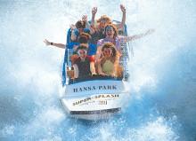 Scandlines byder på gys og glæder i Nordeuropas største forlystelsespark