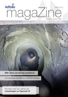Adtollo magaZine hösten 2015