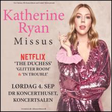 Komiker Katherine Ryan gæster DR Koncerthuset til september