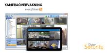 Kameraövervakning: Nya funktioner i exacqVision 6.4