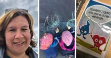 Et lite tilbakeblikk på «koronaukene» i Læringsverkstedet Haugeråsen barnehage