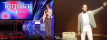 America's Got Talent comedian recycles Andy Kaufman's classic skit