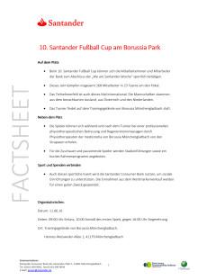 Factsheet_Fußball-Cup_Santander Woche 2016