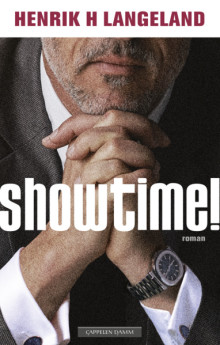 Henrik H. Langeland aktuell med ny roman: Showtime!