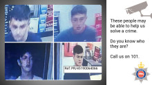 ​Can you help us identify these teens from CCTV images after assault in Sunbury-on-Thames?
