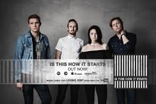   Premiär för Massive Lights, släpper fyra låtar på debut EP:n