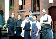 Gotthards Krog kan bli Årets Hållbara Restaurang